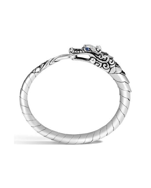 John Hardy - Metallic Legends Naga Small Cuff Bracelet - Lyst