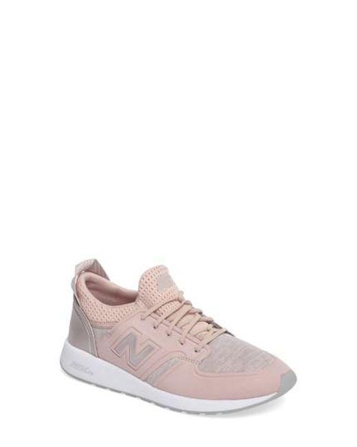New Balance   Pink '420' Sneaker for Men   Lyst