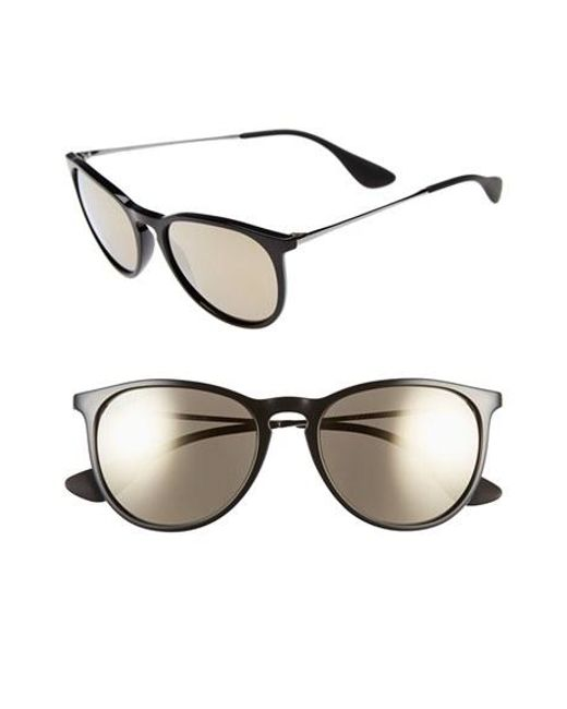 Ray-Ban | Black Youngster Velvet 55mm Sunglasses | Lyst