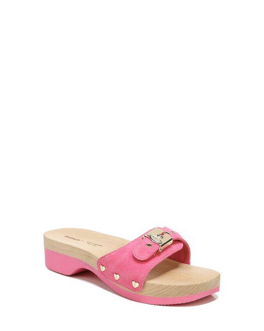 Dr. Scholls Pink Dr. Scholls X Kate Spade New York Orginally Slide Sandal