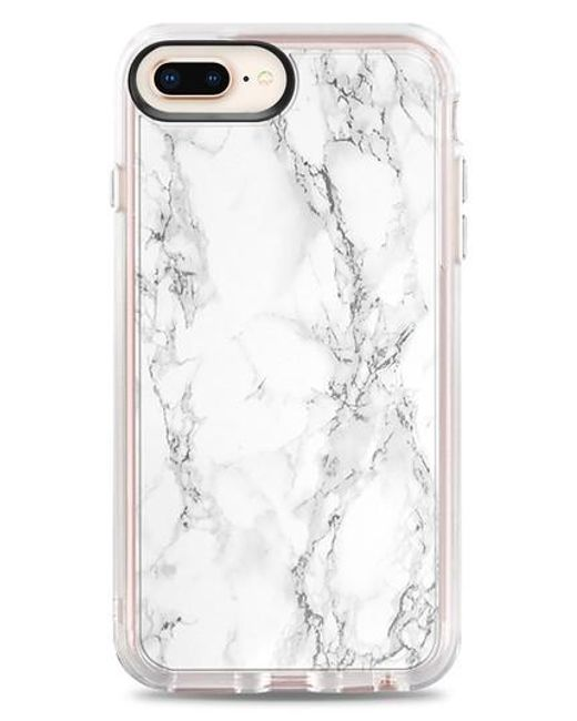 White Floral iPhone 6/7/8 Case in White Casetify FIOB9rDh8