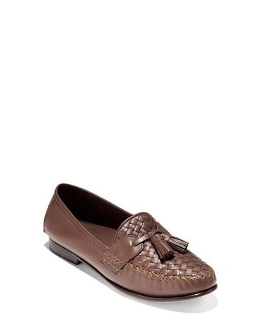 Cole Haan - Brown Jagger Loafer - Lyst