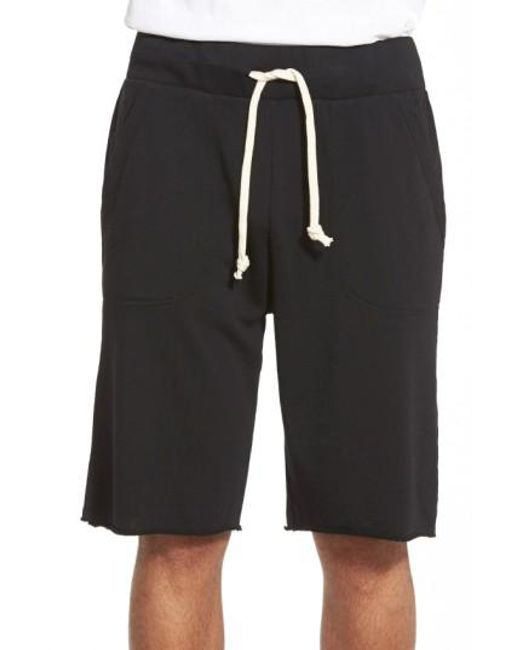 Alternative Apparel   Black 'victory' French Terry Shorts for Men   Lyst