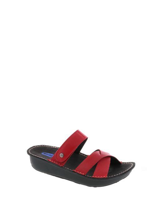 Wolky - Red Bioko Sandal - Lyst