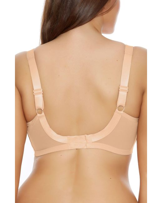 Elomi Natural Smoothing Molded Cup Underwire Bra