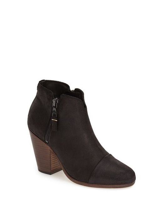 Rag & Bone | Black 'margot' Bootie | Lyst