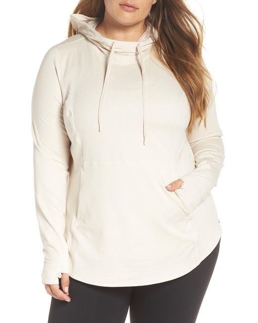 Zella - Natural Recycled Perfect Layer Hoodie - Lyst