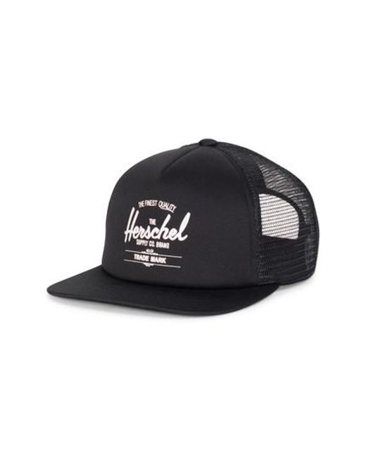 Herschel Supply Co. - Black Whaler Trucker Hat - for Men - Lyst