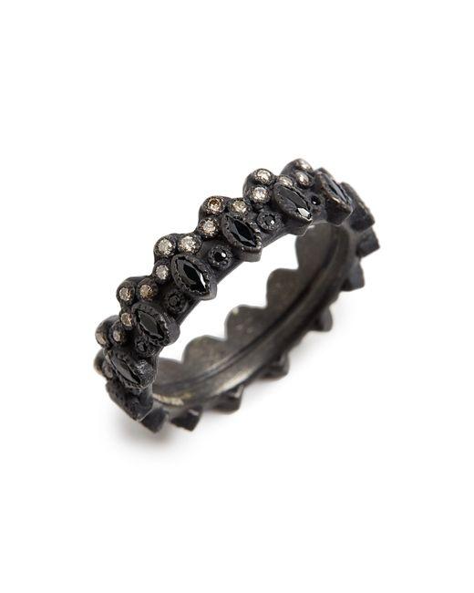 Armenta - Metallic Old World Midnight Ring - Lyst
