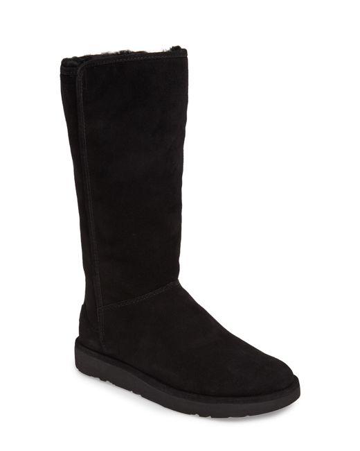 Ugg - Brown Ugg Abree Ii Tall Boot - Lyst