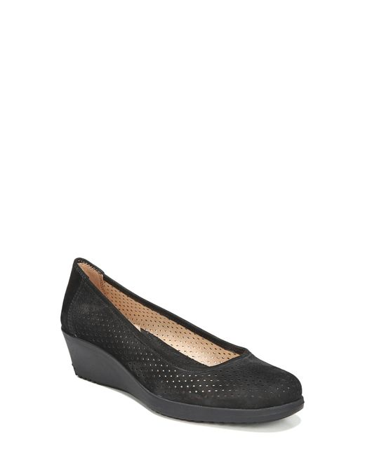 Naturalizer Black Betina Ii Wedge