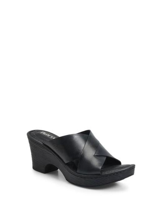 Coney Leather Sandals nQgCOpFj