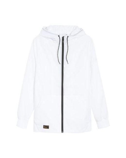 Imperial Motion - Nct Bezel Packable Anorak, White for Men - Lyst