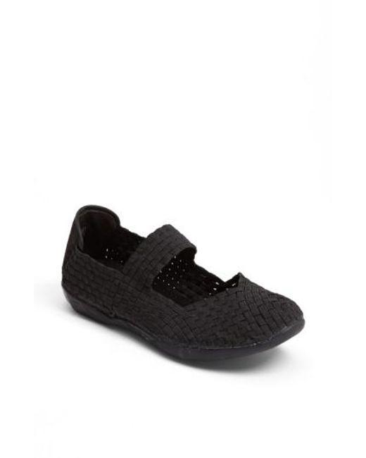 Bernie Mev - Black 'cuddly' Sneaker - Lyst