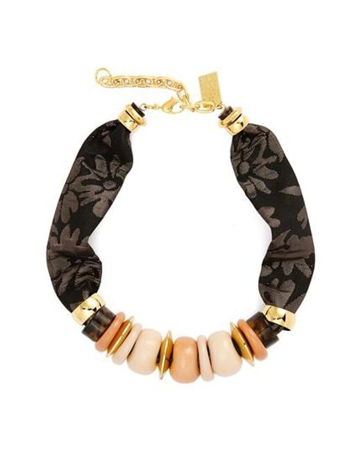 Lizzie Fortunato - Multicolor Nazare Beaded Necklace - Lyst