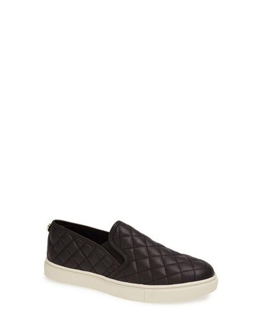 Steve Madden | Black 'ecentrcq' Sneaker | Lyst