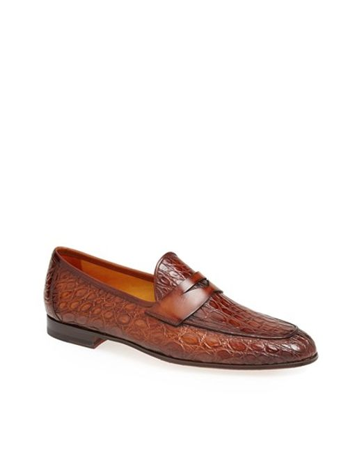 Saks Fifth Avenue | Black 'carlos' Penny Loafer for Men | Lyst