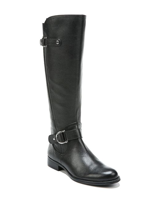 Naturalizer - Black Jenelle Tall Boot - Lyst