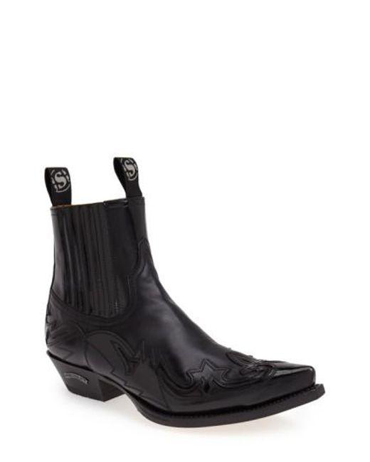 Sendra | Black 'dale' Boot for Men | Lyst
