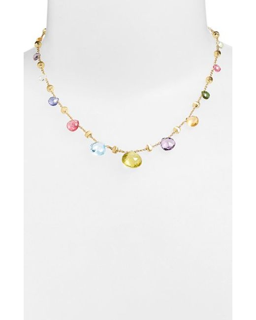 Marco Bicego | Metallic 'paradise' Collar Necklace | Lyst