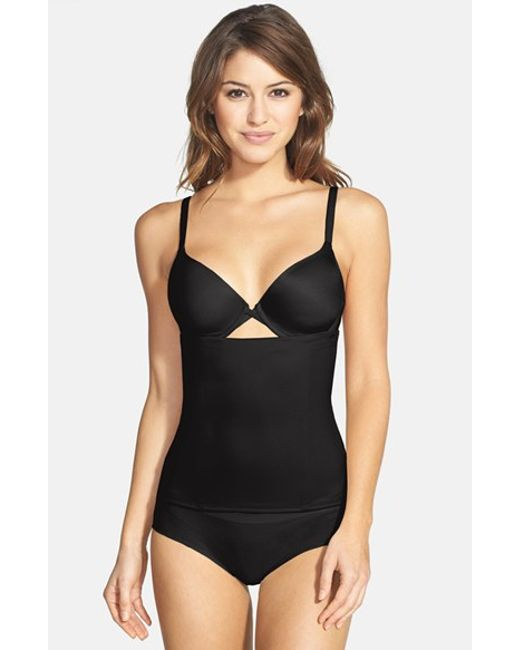 Tc Fine Intimates | Black Waist Cincher | Lyst