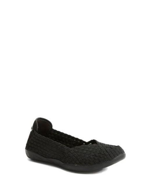 Bernie Mev - Black 'catwalk' Sneaker - Lyst
