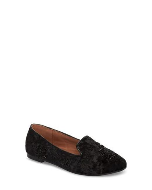 Topshop Women's Syrup Embellished Loafer