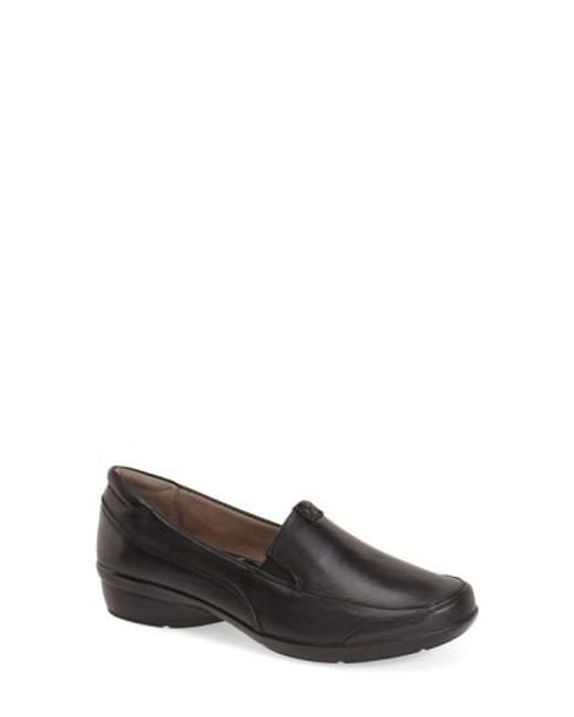 Naturalizer | Black 'channing' Loafer for Men | Lyst