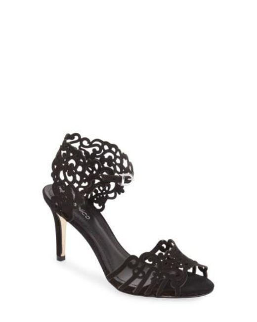 Klub Nico | Black 'moxie 3' Sandal | Lyst