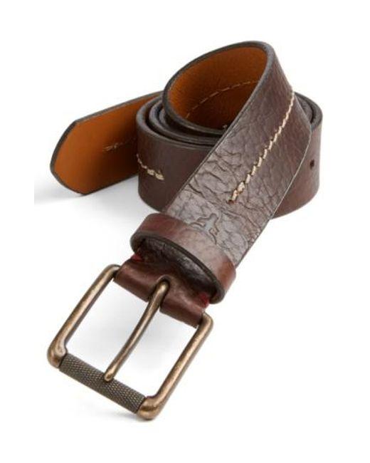 Trask | Brown 'dagmar' Belt for Men | Lyst