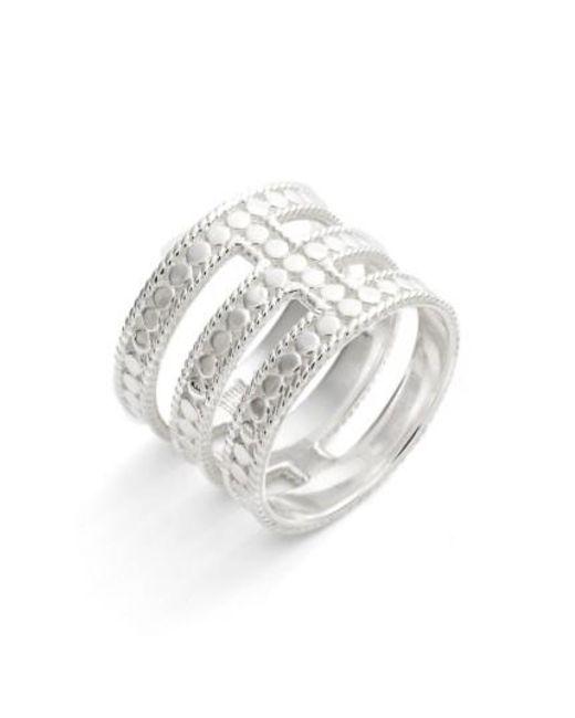 Anna Beck | Metallic Gili Cutout Ring | Lyst