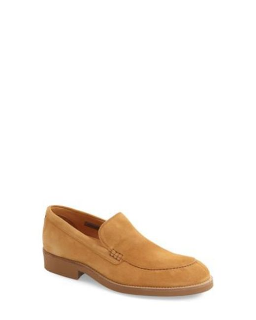 Vince Camuto | Brown 'arleigh' Loafer for Men | Lyst