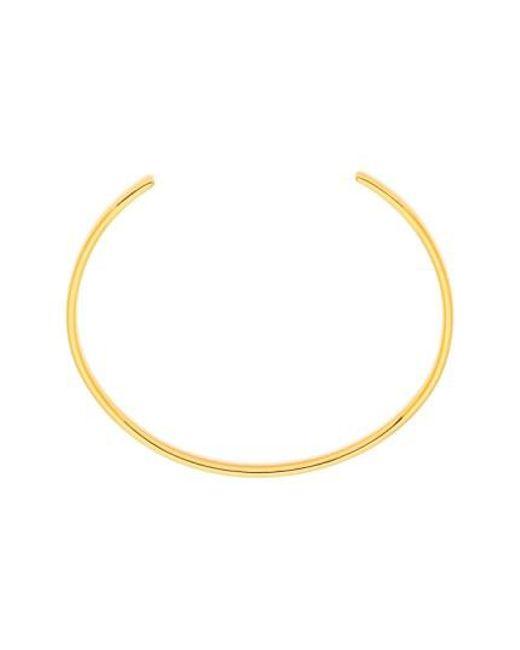 Gorjana | Metallic Mara Cobra Collar Necklace | Lyst