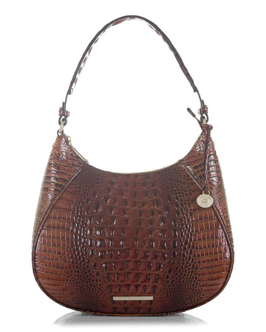 Brahmin - Black Melbourne Amira Shoulder Bag - - Lyst
