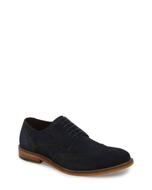 Dance Wing-Tip Lace-up Shoe Kenneth Cole O4etYsm