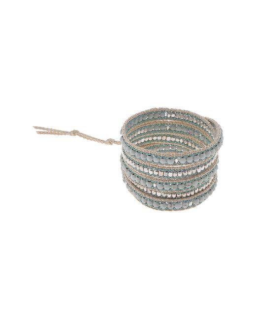 Nakamol - Multicolor Wrap Bracelet - Lyst