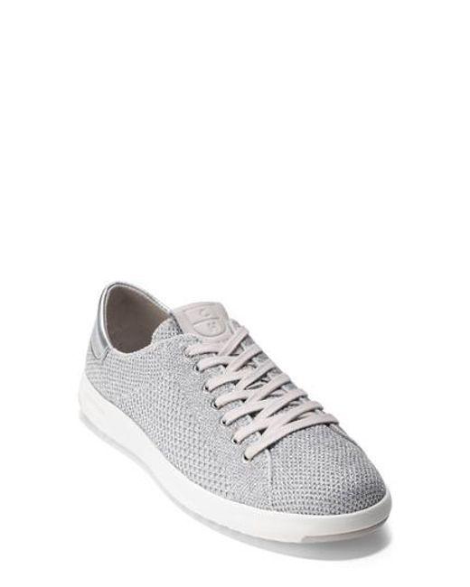 Cole Haan - Metallic Grandpro Stitchlite Sneaker - Lyst