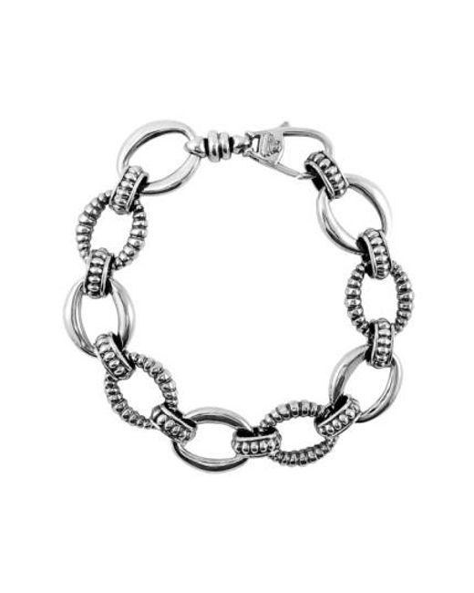 Lagos | Metallic Open Link Bracelet | Lyst