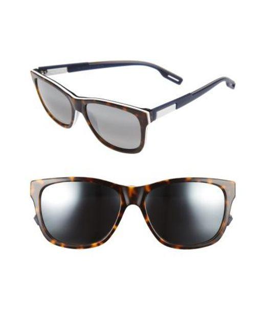 Maui Jim | Multicolor Howzit 56mm Polarized Gradient Sunglasses for Men | Lyst