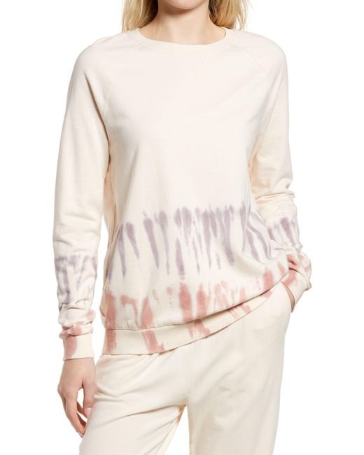 C&C California Multicolor Jeanie Raglan Sleeve Sweatshirt