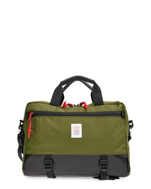 Topo Designs - Green 'commuter' Briefcase for Men - Lyst