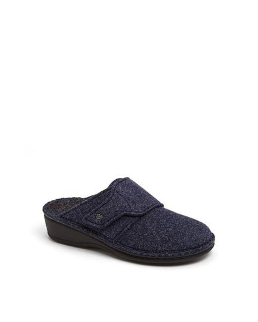 Finn Comfort | Blue 'andermatt' Clog | Lyst