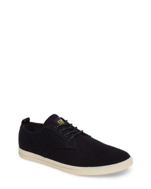 CLAE   Blue 'ellington' Sneaker for Men   Lyst