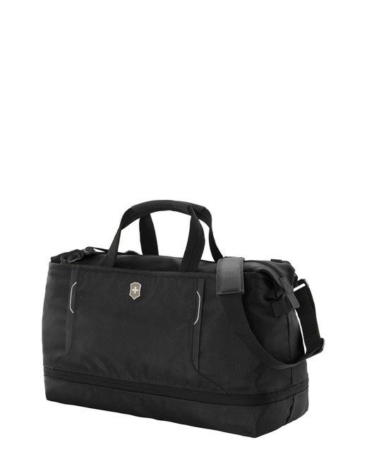 Victorinox Black Victorinox Swiss Army Werks 6.0 Xl Duffle Bag for men