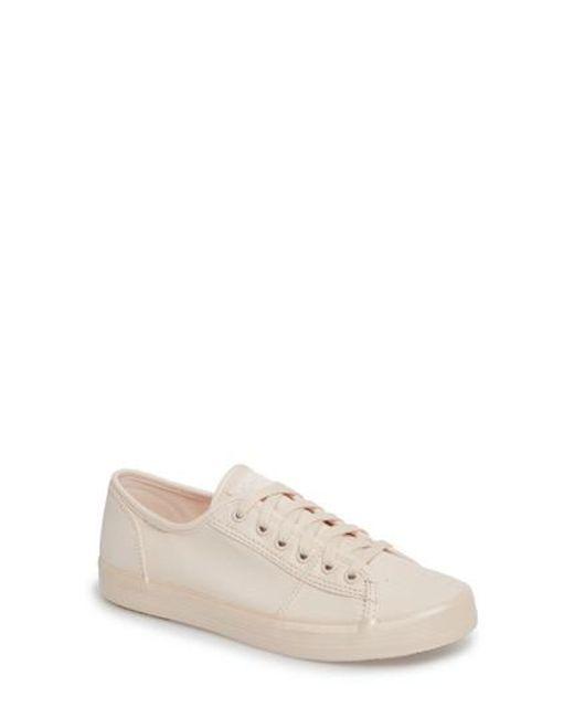 Keds - Pink Keds Kickstart Shimmer Sneaker - Lyst