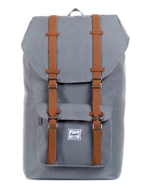 Herschel Supply Co. | Gray 'little America' Backpack for Men | Lyst