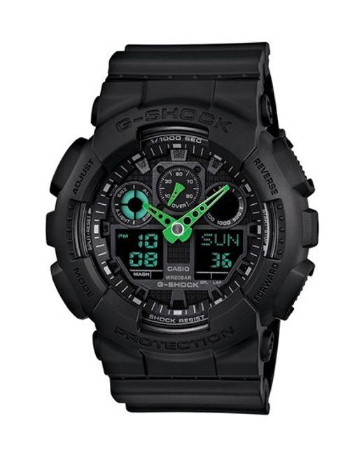 G-Shock | Green G-shock 'neon Highlights' Ana-digi Watch for Men | Lyst
