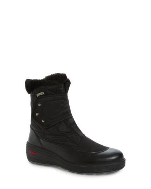 Pajar Women's Samara Waterproof Insulated Boot With Faux Fur Lining B1o3592S8S
