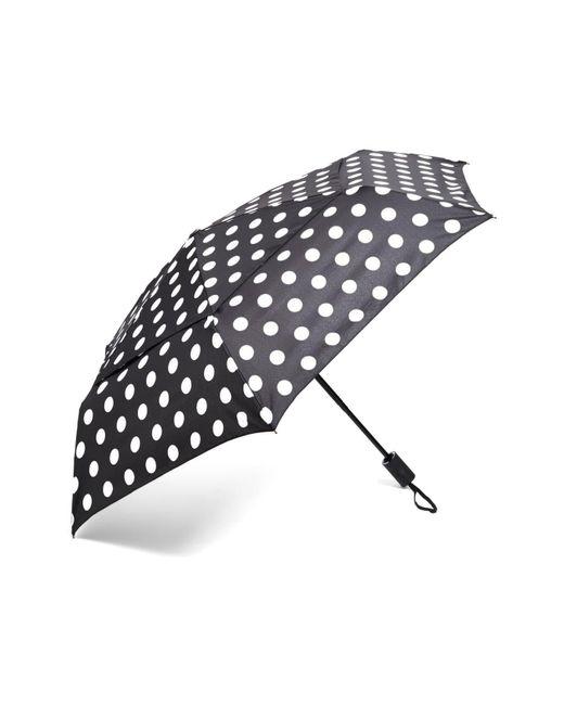 Shedrain Black Windpro Auto Open & Close Umbrella