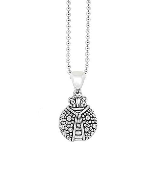 Lagos   Metallic 'rare Wonders - Ladybug' Long Talisman Necklace   Lyst